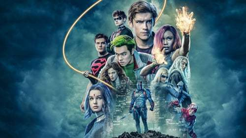 Titans Season 2 Episode 3 Releases